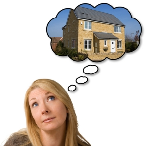Buying Your First Home - Dream House